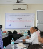 Training on Case Management and Court Challenges