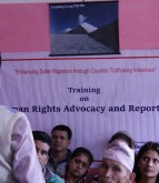 Training on Human Right Advocacy and Reporting